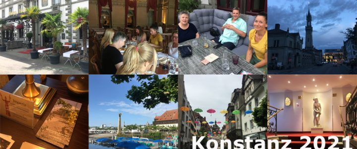 Jahreshauptversammlung 2021 · Konstanz